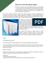 Manufacturer Ceramic Fiber Modules