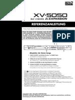 Xv 5050 Deutsch