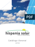Cat. Hispania Solar