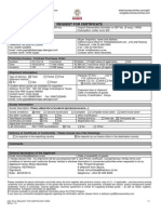 Eac Pvoc - Request for Certificate Form 1.2