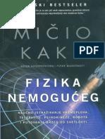 Micio Kaku - Fizika Nemoguceg