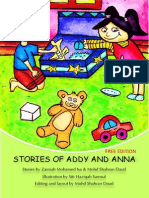 Addy and STORIES OF ADDY AND ANNA Anna Free Edition