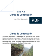 Cap 7-3 Obras de Conduccion
