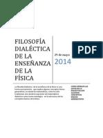 Filosofía Dialéctica de La Enseñanza de La Fisica