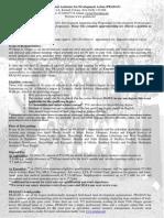 Development Apprenticeship in PRADAN_2014-15