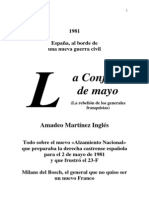 Martinez Ingles La Conspiracion de Mayo 1