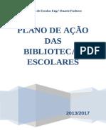Plano de Ação BE 2013-17