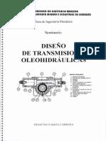 Diseño Transmisiones Oleohidráulicas