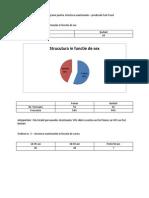 Grafice Si Diagrame Pentru Structura Esantionului