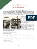 Lễ tang những điều cần biết dành cho người Việt