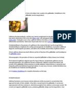 Cholelithiasis - Medscape