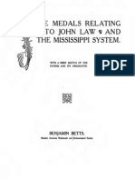 A descriptive list of the medals relating to John Law and the Mississippi system