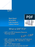 Sap in Pharma