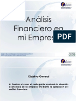 Analisis Financiero de Mi Empresa