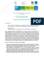Session 3.1 - GFD Background Paper