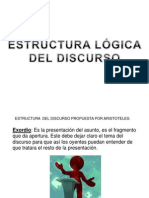 Estructura Lógica Del Discurso