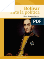 Bolivar y Politica