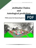 Sarvatobhadra Chakra and Astrological Predictions [Chi FF]
