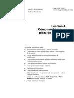 Manual de SolidWorks (Segunda Semana) MECATRONICA UTP