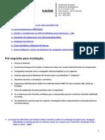 Manual de Instalacao de Impressora Bematech Nao Fiscal - Vale Exame - Chequinho