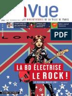 En Vue n°67 programme des bibliothèques de la Ville de Paris Juin/Été 2014
