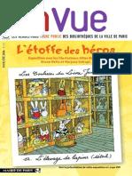 En Vue n° 67 programme des bibliothèques de la Ville de Paris Juin/Été 2014 Jeunesse