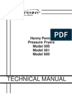 Henny Penny 500-561-600 TM_FINAL-FM06-009 9-08