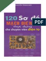120 Sơ Đồ Mạch Điện Tử Thực Dụng Cho Chuyên Viên Điện Tử - Ks.nguyễn Trọng Đức