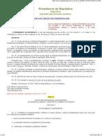 Decreto 7.096 -Art. 16 - Inciso V