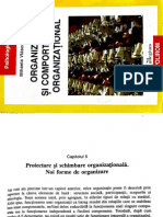 Proiectare Si Schimbare Organizationala