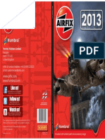 Airfix - Catalogue 2013
