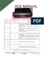 BS275-BX275 ServicManual V5.0