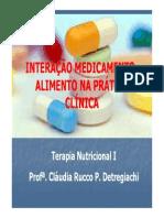 INTERA+ç+âO DROGA ALIMENTO