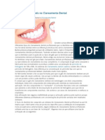 Luzes, Lasers e Gels No Clareamento Dental