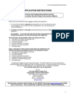 Education Scholarship Application