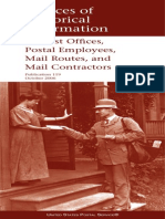 Postal History Guide