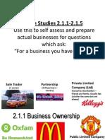 case studies 2 1 1-2 1 5