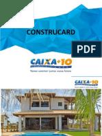 Apresentação Construcard Lojistas 2