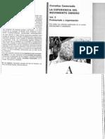Cornelius Castoriadis La Experiencia Del Movimiento Obrero Vol 2 Proletariado y Organizaci n PDF 9