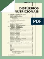 disturbios nutricionais