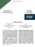 (281141774) (Leido)OpenFridge a Platform for Data Economy for Energy