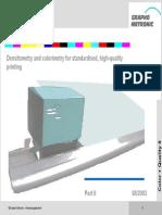 Printing Industries- Density
