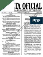 GacetaOficial40418RegulacionArrendamientoInmobiliarioUsoComercial
