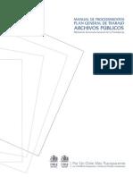 Manual Procedimientos Archivos Públicos