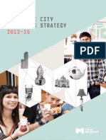 Melbourne City Marketing Strategy 2013 16