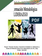 Guía Metodológica Liderazgo Mayo