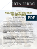 Bibliografía Completa Desperta Ferro La Amenaza Celta