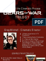 Mitchell Greg Evolution of The