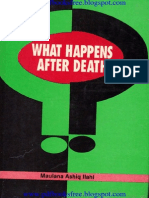 What Happens After Death by Maulana Ashiq Ilahi Madni r.A