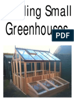 Building Small Greenhouses